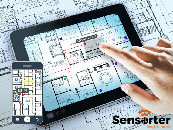 Sensorter IoT Indoor Tracking and Monitoring